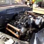 LQ4 LS Engine Donor in 1947-54 Chevy 3100