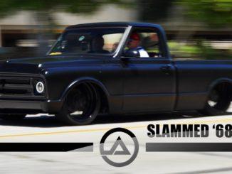 Slammed 1968 Chevrolet C10