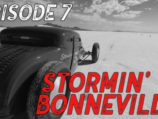 Chasing Dreams and Stormin' Bonneville