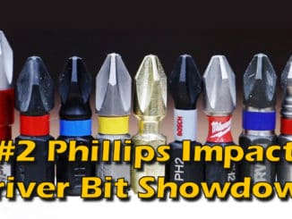 Which #2 Phillips Impact Driver Bit is Best