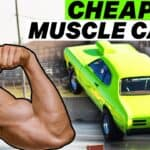 10 Classic Muscle Cars You Can Still Buy Under $10K