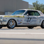 A Trans-Am Inspired 1966 Ford Pro-Touring Mustang