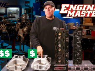 Engine Masters Tests Budget Mods for Big Power