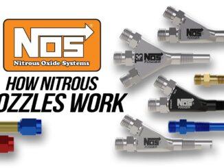 How Do Nitrous Nozzles Work?