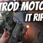 How To Bench Start an Old Hot Rod Motor ~ First Start In Years