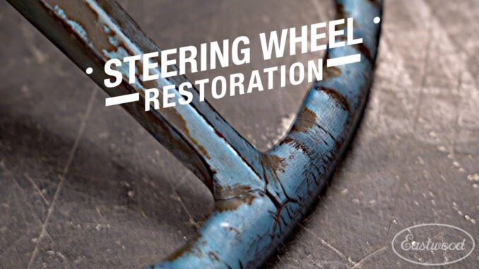 How To Repair and Restore a Cracked Steering Wheel