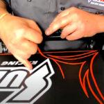 Pinstriping Demonstration, Tips, and Tools