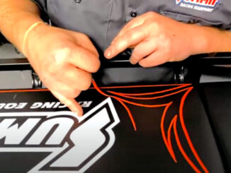 Pinstriping Demonstration, Tips, and Tools