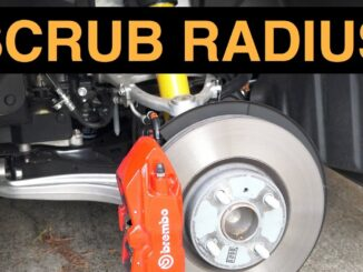 Suspension Design ~ Scrub Radius Explained