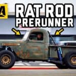 1941 General Motors Rat Rod Prerunner