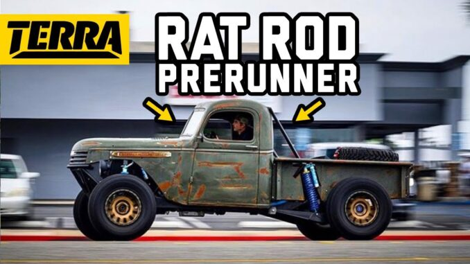 1941 General Motors Rat Rod Prerunner