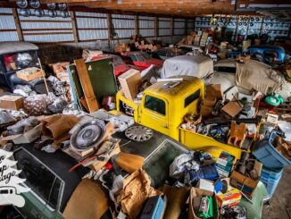 Antique Classic Car Auction of a Lifetime ~ The Larry Schroll Estate