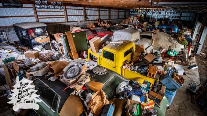Antique Classic Car Auction of a Lifetime ~ The Larry Schroll Estate