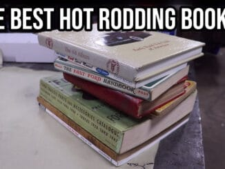 Best Traditional Hot Rod Reference Books