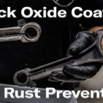 Black Oxide Coating Engine and Small Parts for Rust Prevention