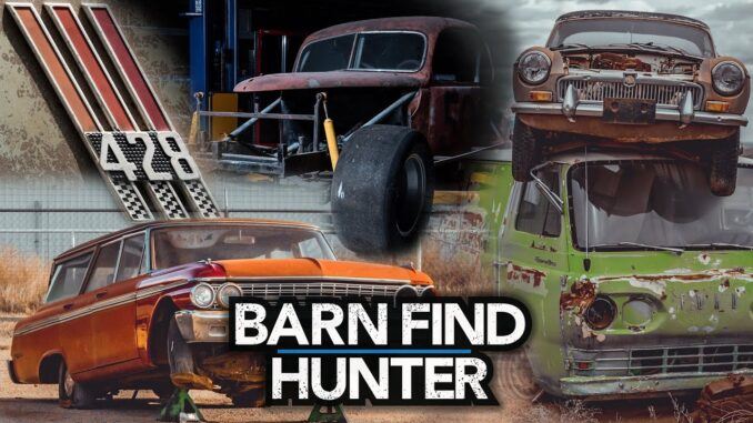 Breaking Down the Top 10 Stories from the Barn Find Hunter Show