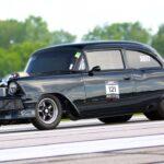 200 MPH 1956 Chevy