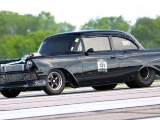 200 MPH 1956 Chevy