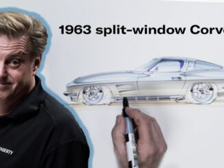 Chip Foose Streamlines the 1963 Split-Window Corvette