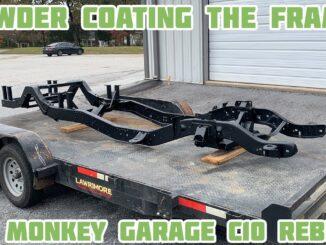 Rebuilding Gas Monkey Garage's Wrecked 1976 Chevrolet C10