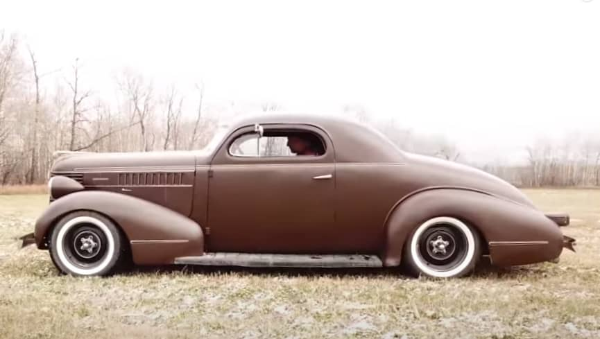 1938 Pontiac Coupe Hot Rod Build ~ After