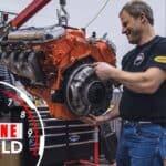 Chevrolet 396 Big Block Engine Rebuild Time-Lapse