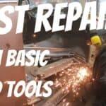 Cutting A Classic Car In Half To Fix The Rust!