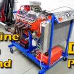 DIY Engine Run Stand Build Plans