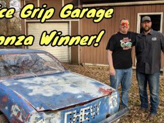 Vice Grip Garage Gave Away a Free Race Car
