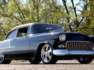 1000hp 1955 Chevy Built by MetalWorks Classic Auto Restoration