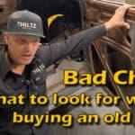 Bad Chad Old Car Buying Tips