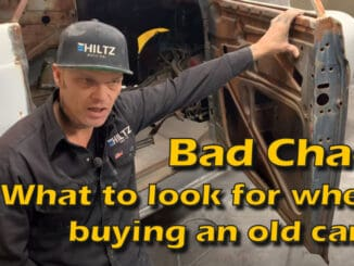 Bad Chad Old Car Buying Tips