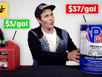 Cheap vs Expensive Gasoline