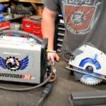 Cutting Steel ~ Plasma Cutter vs Circular Saw