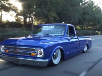 Make-A-Wish 1967 Chevrolet C10