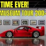 Petersen Auto Museum Full Collection Tour