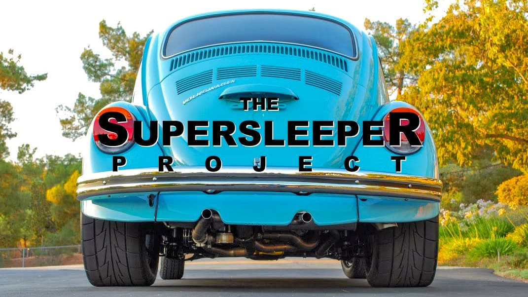 The Supersleeper Project ~ Subaru WRX Powered VW Super Beetle