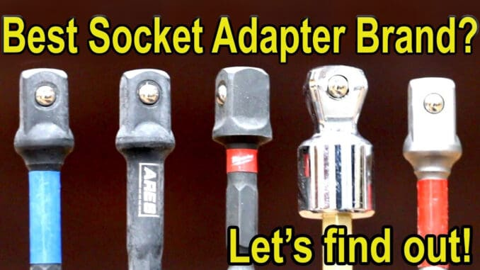 Socket Adapters
