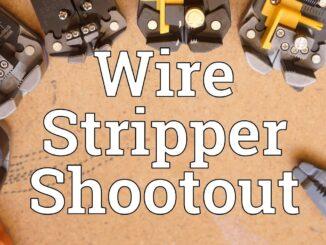 Wire Stripper Shootout