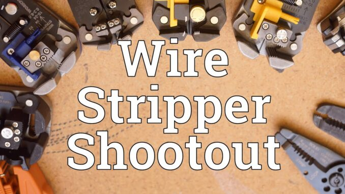 Wire Stripper Shootout