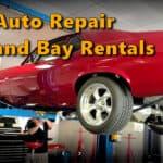 DIY Auto Repair Lift and Bay Rentals