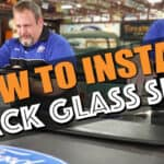 How To Install a 1930s-70s Rear Window Seal