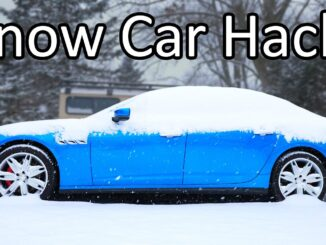 10 Winter Car Tips and Tricks You Need To Know
