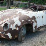 1955 Porsche 356 Pre-A Speedster Full Restoration