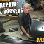 Floor, Kick Panels, Inner/Outer Rockers