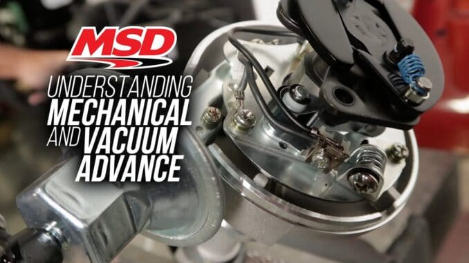 How Ignition Timing Works - Understanding Vacuum and Mechanical Advance