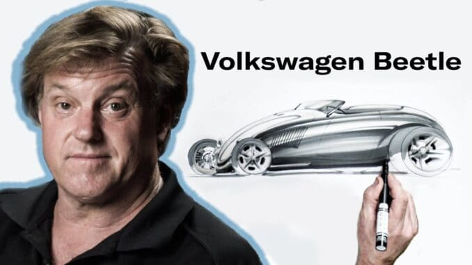 Is the Volkswagen Beetle Germany's '32 Ford?