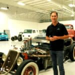 Joey Logano Shows Off His Ford Collection