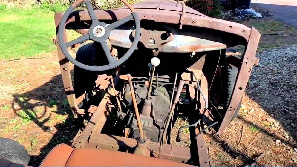 1929 Ford Model AA Farm Doodlebug