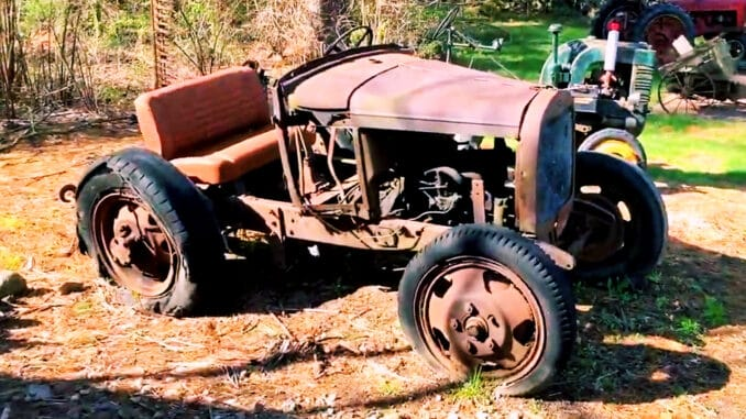1929 Ford Model AA Farm Doodlebug